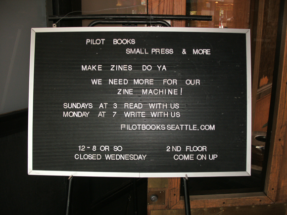 Pilot_books Reader Board